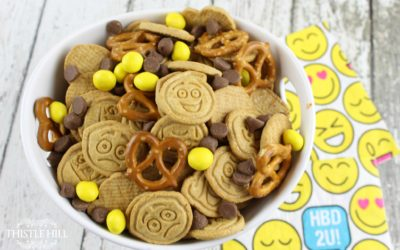 Emoji Snack Mix Recipe