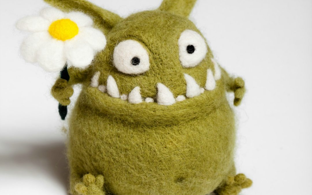 Silly Monster Stuff - Thistle Hill Blog
