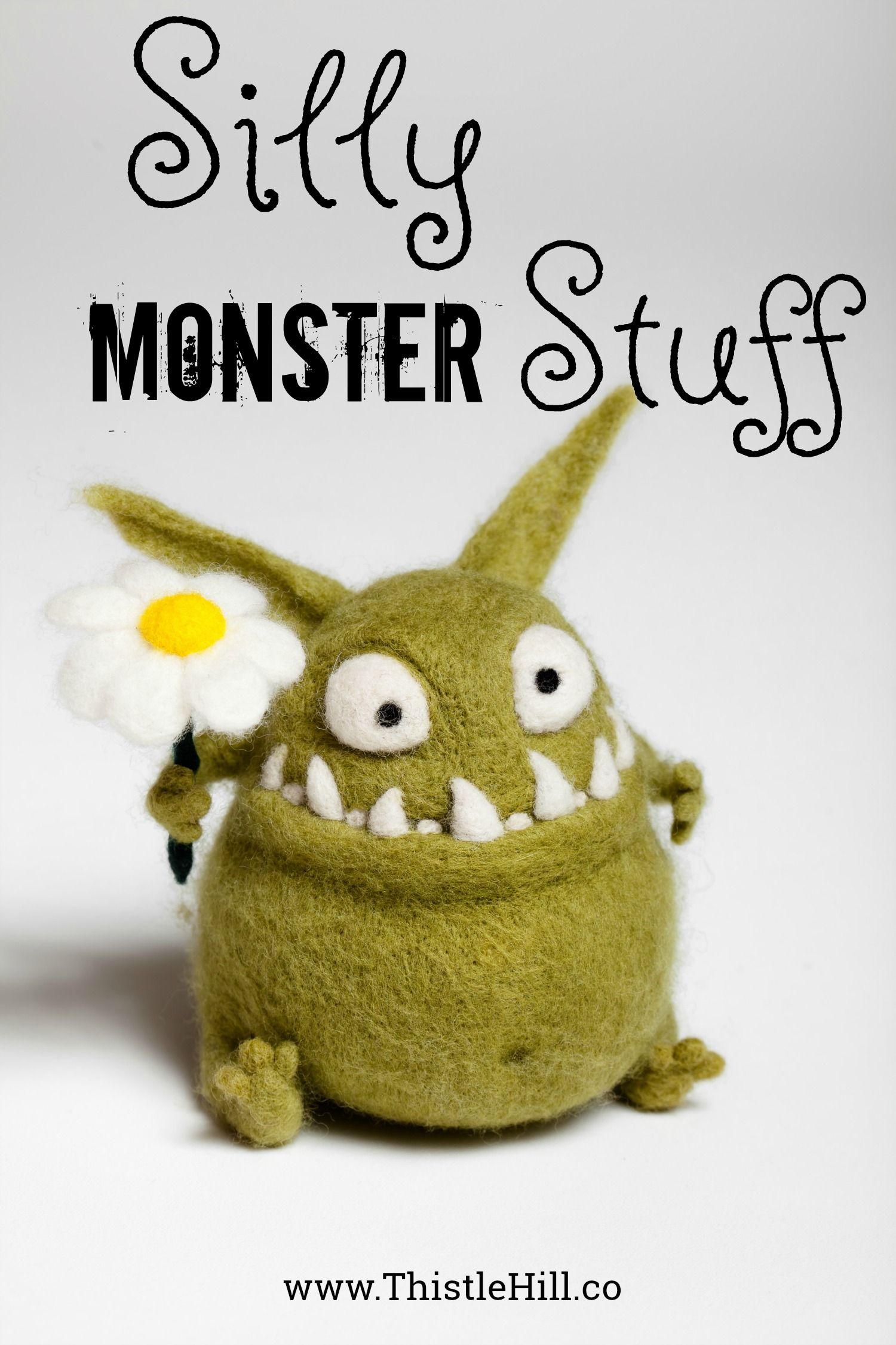 Silly Monster Stuff - Thistle Hill