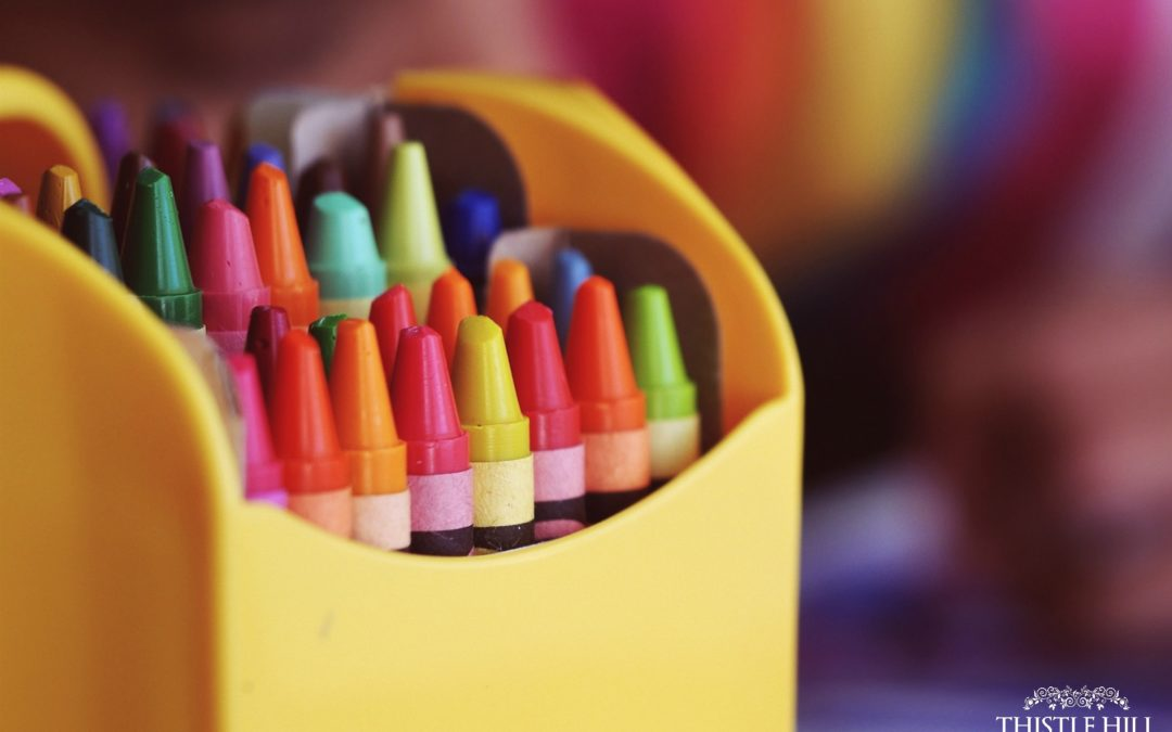 Why We Stopped ABA Preschool - Thistle Hill