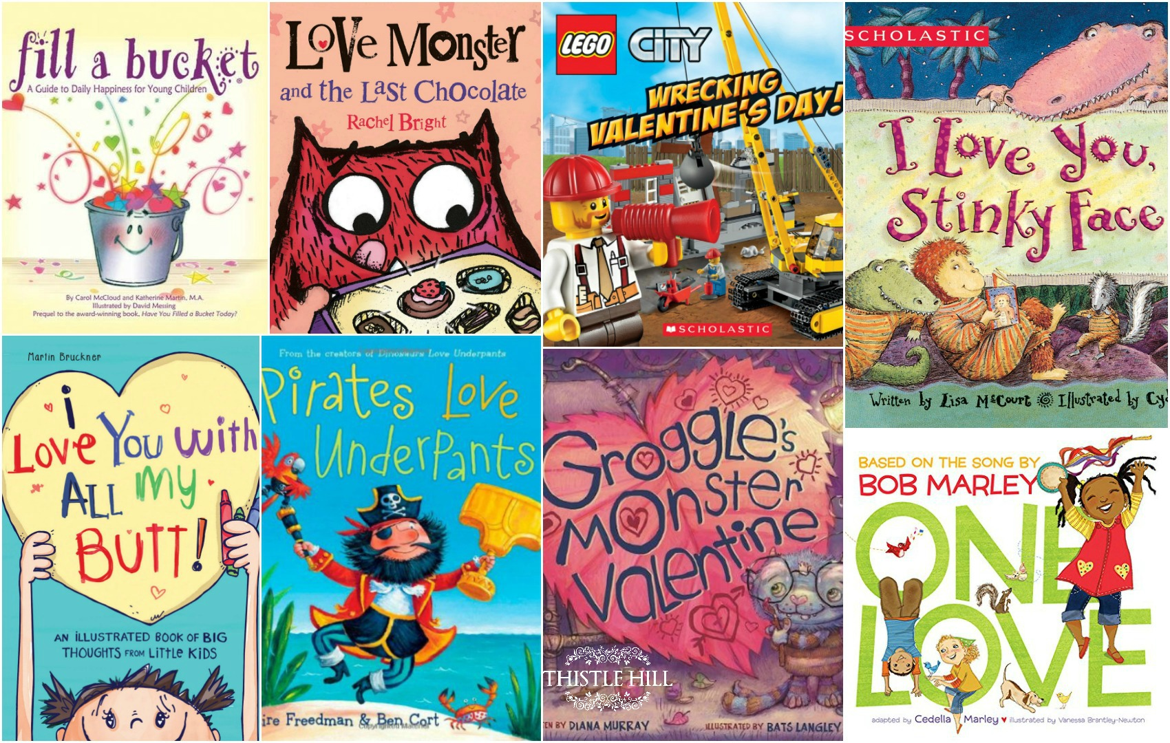 Valentine's Day Books for Boys