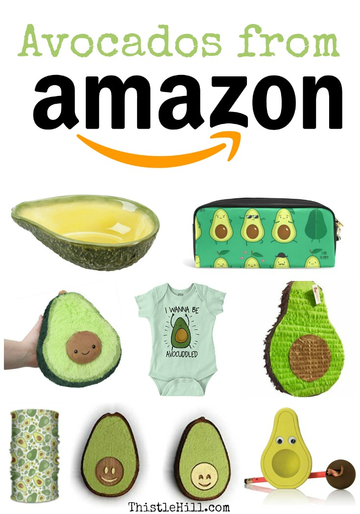 Avocados from Amazon - Thistle Hill