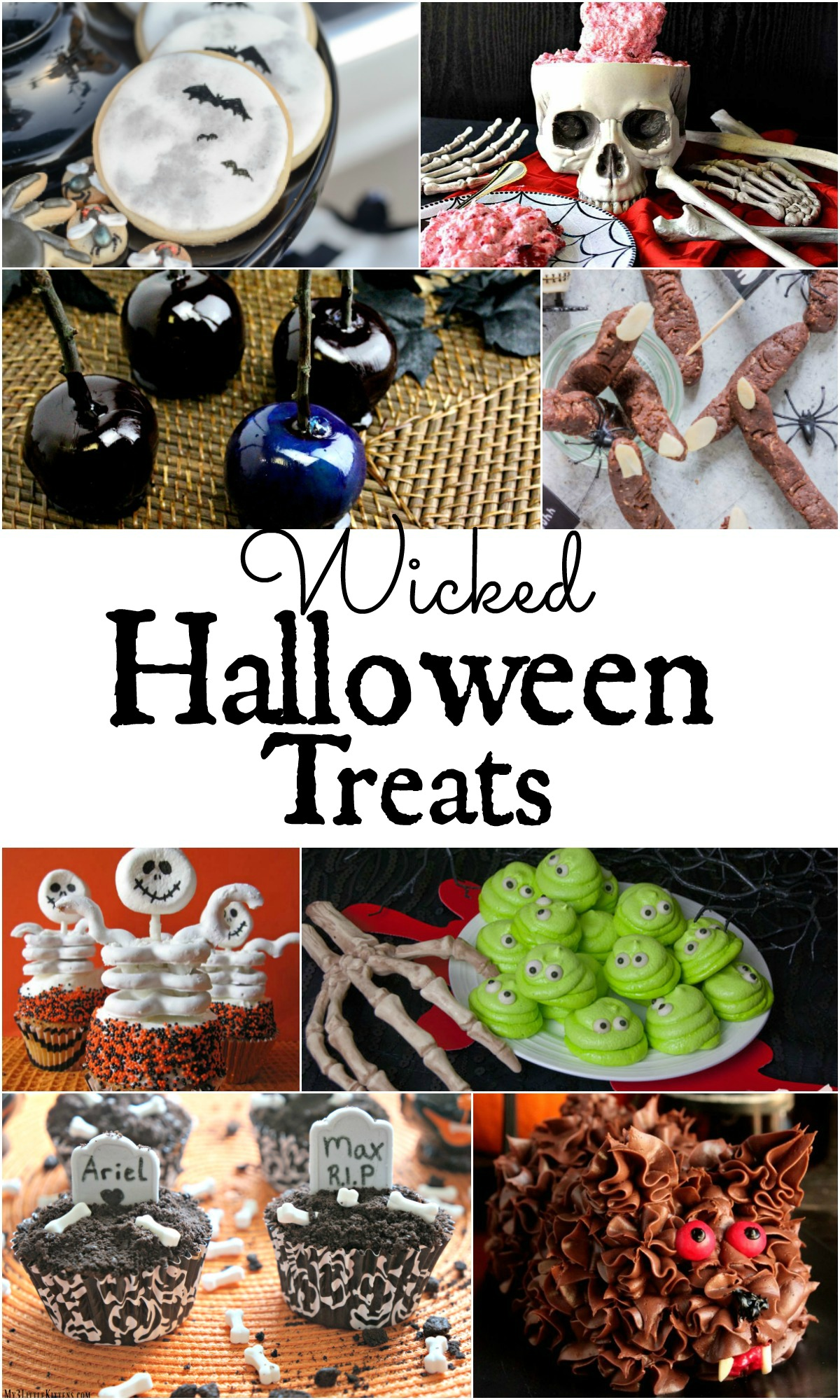 Wicked Halloween Treats - Thistle Hill