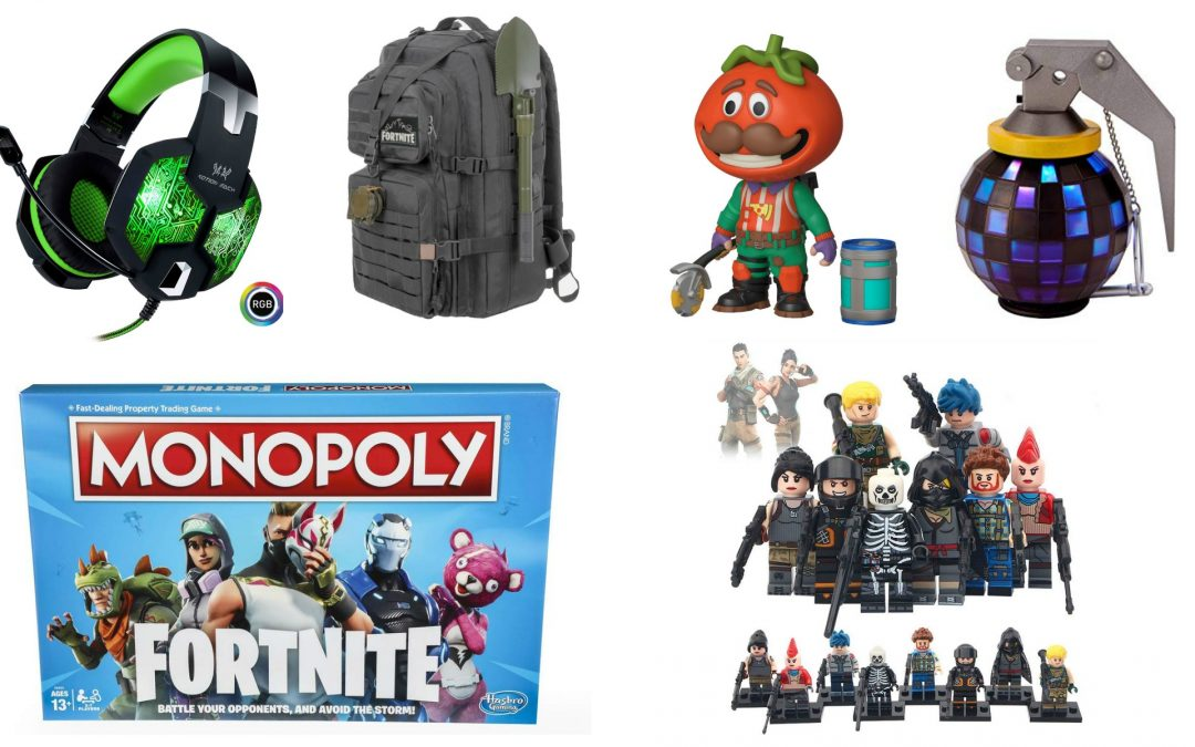 20+ Insane Fortnite Gift Ideas